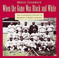 Illustrated History of Negro Leagues Baseball 1997 HC DJ 1st Ed OOP NM-M