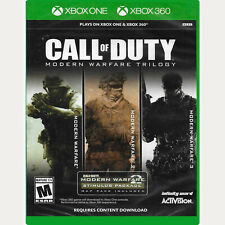 Call of Duty: Modern Warfare Trilogy (Backwards Compatible) Xbox 360 [Brand New]