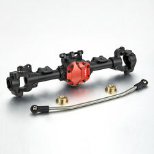 TFL CNC Aluminum Front Axle Housing Assembly For Axial SCX10 and SCX10 II