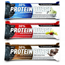 QNT Protein Burst Bar & Energy Boost Sports Top Up collation 12 x 70 g - 3 Saveu...