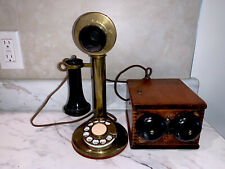 Antique Western Electric/American Bell Company Candlestick Telephone
