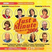 Just a Minute: The Best of 2006 CD