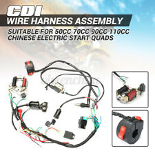 50 70 90 110 125CC CDI WIRE WIRING HARNESS STATOR ASSEMBLY ATV ELECTRIC QUAD US
