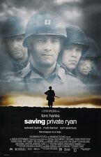 Saving Private Ryan poster (b) Steven Speilberg, Tom Hanks, Matt Damon