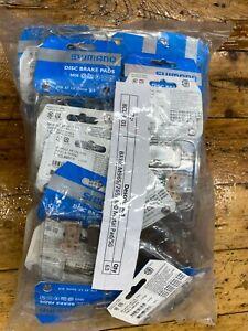 shimano m965 brake pads job lot 63 pairs