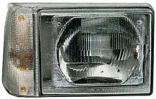 Faro Proiettore dx Fiat Panda 1° serie dal 1986 freccia bianca