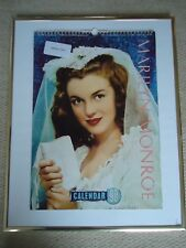 MARILYN MONROE CALENDAR 1990 ORIGINAL VINTAGE 29+ YEAR OLD RARITY VALUABLE GEM