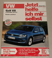 Reparaturanleitung VW Golf VII / 7 Benziner + TDI, Baujahre ab 2013