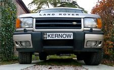 LANDROVER  DISCOVERY 2 TD5 FRONT SPOILER  LIGHT GUARDS