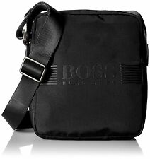 Hugo Boss Green Label Mens Messenger Bag Pixel NS Zip Shoulder Bag 50332701