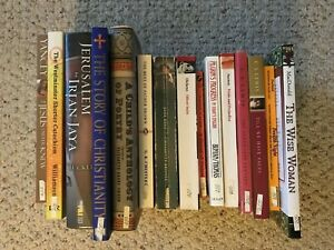 Lot of 15 Books Sonlight 200 220 230 History of the Christian Church High School