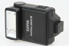 Sunpak Softlite 1600M, Aufsteckblitzgerät mit Mittenkontakt