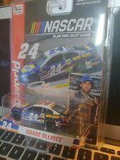 auto world slot car stock car Chase Elliot, never used, my husband opened box
