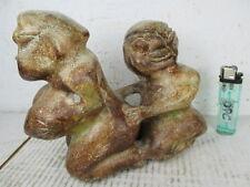 antik: Marmor Akt, Sex in China 50 Shades of Sexstellungen,  großer Busen  ~1960