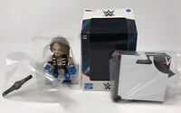 Loyal Subjects Action Vinyls WWE AJ Styles With Title Belt And Ring Piece