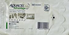 """ConvaTec Aquacel Ag Advantage Ribbon Dressing .75"""" x 18""""  2cm×45cm 10 PK"""