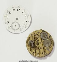 SWISS LEVER HIGH GRADE WATCH MOVEMENT SPARES REPAIRS  R18