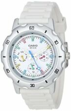 Casio Women's Sport Classic Chronograph White Watch LTP1328-7EV