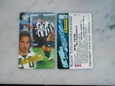 figurina calcio CALLING CARDS COLLECTIONS 1997-98 - JUVENTUS - DEL PIERO