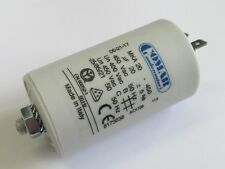 MKP Betriebskondensator 20µF / 450VAC Motorkondensator COMAR 40x70mm 20,0µF 20uF