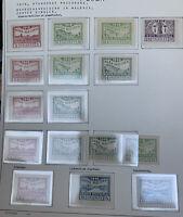 Poland, 1918  Post Office Przedborz  MNH/ MH Stamps