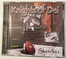 2001 Rare KNIGHTS OF DEI CD ~ NEED TO BREATHE Seth Bolt's 1st Band ~ @LOOK@