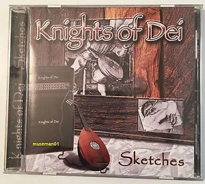 2001 KNIGHTS OF DEI CD ~ Seth Bolt's (of needtobreathe) 1st Band ⊱Rare ~ @LOOK@