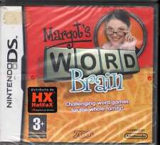Margot's Word Brain Videogioco Nintendo DS NDS Sigillato 5060034556008
