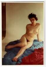 Nude woman posing at Studio/femme nue dans atelier * Fine Vintage 50 s photo