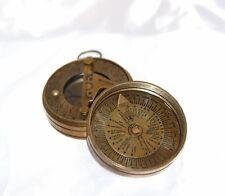 Bussola fuso orario con meridiana poket sundial Stanley navigazione in mare nave