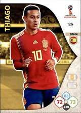 Panini WM Russia 2018 -  Nr. 126 - Thiago Silva - Team Mate