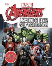 Marvel Avengers™ Lexikon der Superhelden von Alan Cowsill (2015, Gebundene Ausgabe)