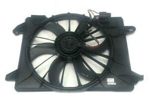 75974 4-Seasons Four-Seasons Cooling Fan Assembly New for Chrysler 300 Charger
