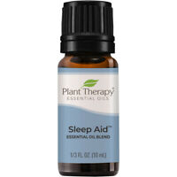 Plant Therapy Sleep Aid Essential Oil Blend 100% Pure, Natural Aromatherapy