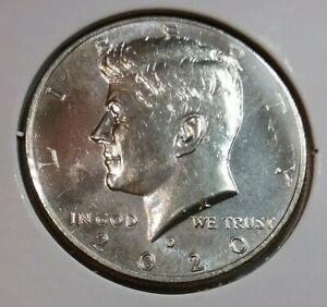 2020 Kennedy D Half Dollar - BU - Uncirculated