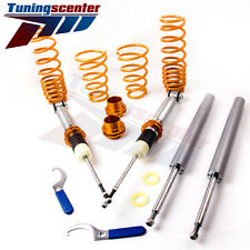 For BMW 5 series E34 Coilovers Kit Adjustable Suspension Lowering Struts TCT