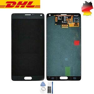 LCD Display Bildschirm Touch Screen für Samsung Galaxy Note 4 N910F/A/C/H #DHL