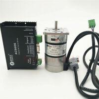 Leadshine 90W DC Brushless Servo Motor ACS606+BLM57090 3000RPM 18-60V CNC Router