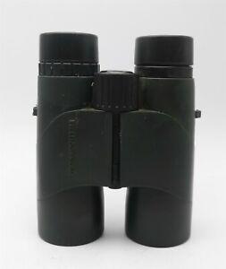Vtg Field & Stream by Maven 10x42 power Binoculars (W/ Strap mount issue)