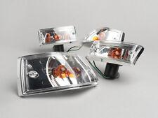 VESPA PX T5 125 150 200 BGM CHIARO LEXUS STYLE Indicatore Set lampadine ambra