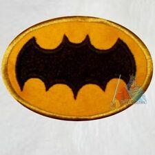 Batman Replica Suit Chest Logo of Adam West Embroidered Patch Robin Joker 1966