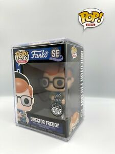 Funko Pop! Director Freddy Making Fun World Premiere SDCC