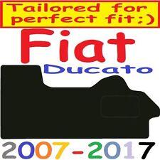 FIAT DUCATO SU MISURA tappetini AUTO ** Qualità Deluxe ** 2015 2014 2013 2012 2011 2010