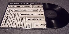 "Joe Chitwood Singers ""Whatever it Takes"" GOSPEL LP NASHVILLE, INDIANA"