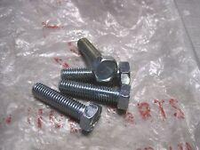KAWASAKI nos Raro Pernos 8mm H1 H2 S1 S2 A1 A7 F5 F6 F8 F9 70,s 116B0832 Stock