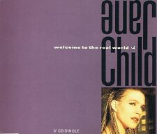 Jane Child-Welcome to the Real World Maxi CD Single 1989