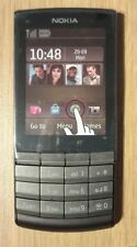 10 - NEW - NOKIA X3-02 - TOY PHONE - DISPLAY PHONE - DARK BLACK METAL - CHEAP!