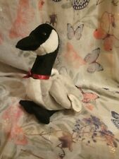 TY Beanie Babies - Loosy The Canada Goose- Retired - with Tags and protector 66d