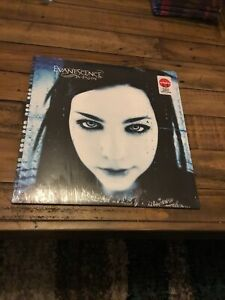 Evanescence Fallen Silver Vinyl LP Limited Amy Lee Bring Me to Life Record