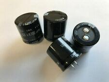 4 x Nippon Chemi-Con SMH Elko Kondensator 4700uF/63V Becher-Elko, Capacitor